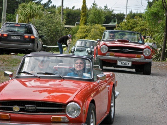Sourcing Parts | Triumph Owners Club Christchurch