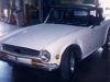 TR6 As Bought