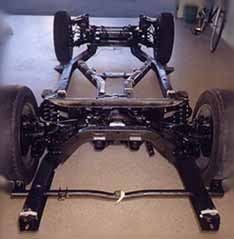 TR6 Chassis