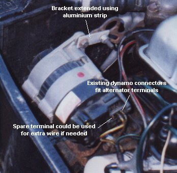 alt1 dynamo to alternator conversion triumph owners club christchurch triumph spitfire mk1 wiring diagram at virtualis.co